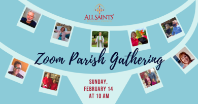 ZOOM and the Parish Gathering